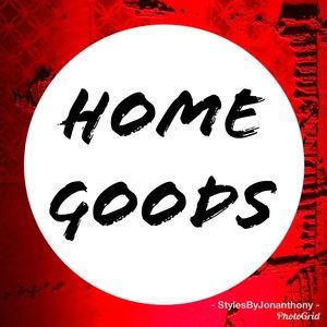 🔥 HOME GOODS COMING SOON! 🔥